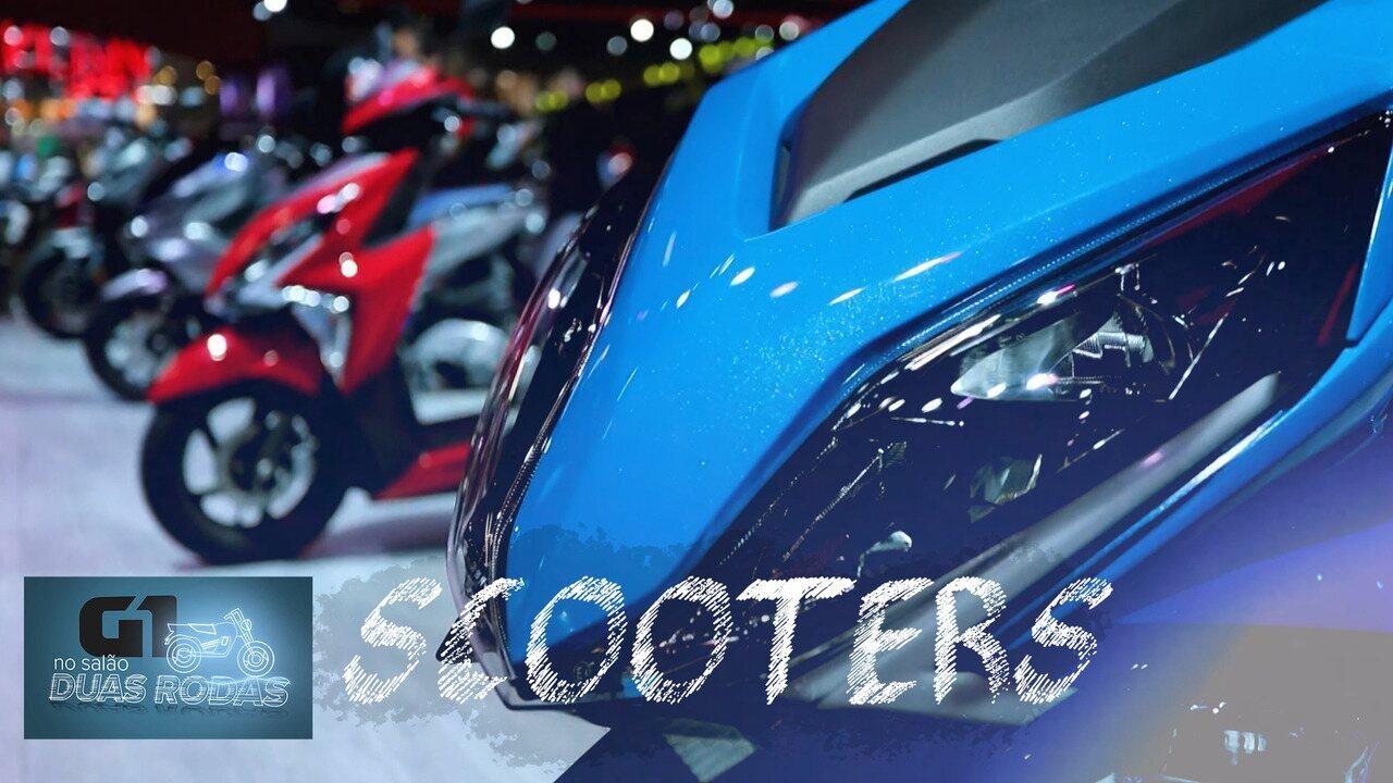 Salão Duas Rodas 2019: 7 scooters que são destaque