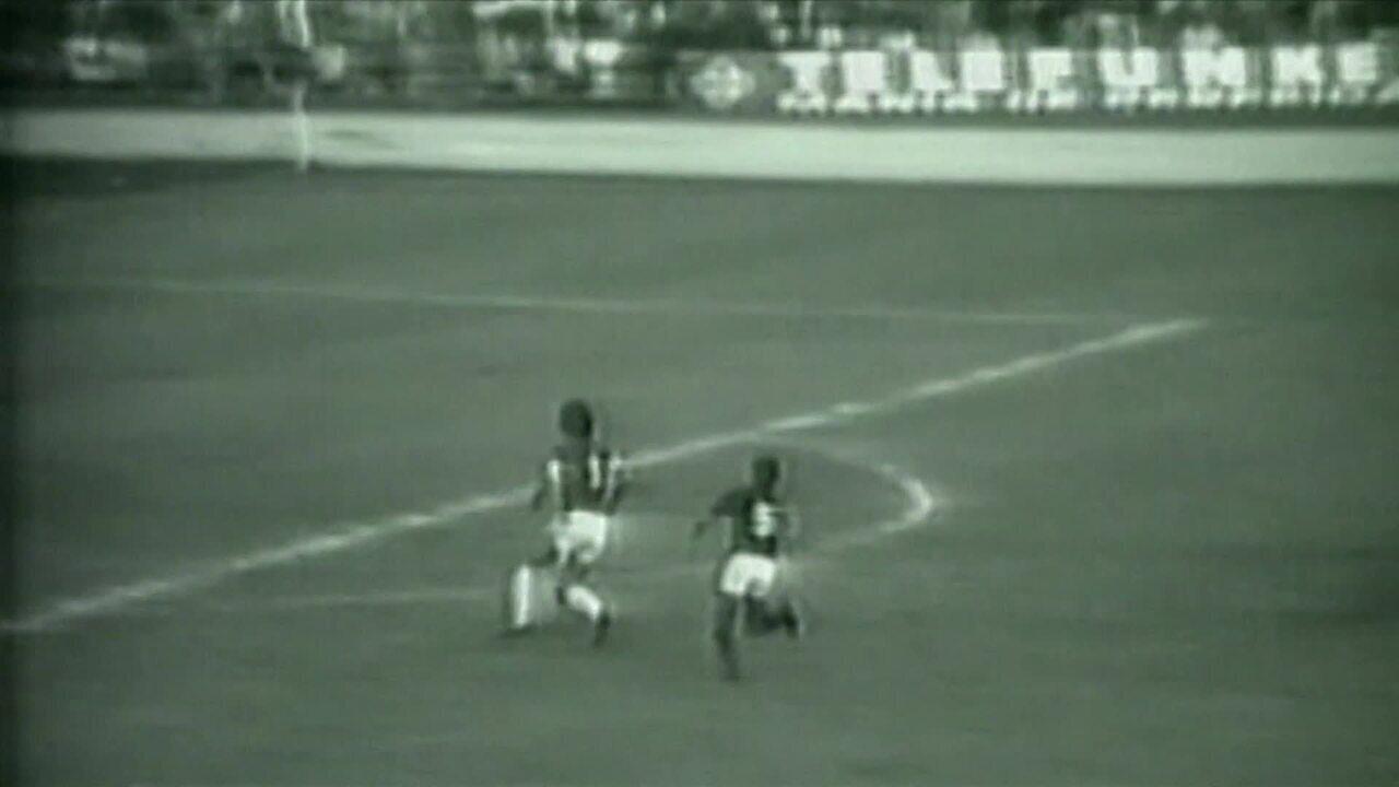 Cruzeiro x Internacional 1976
