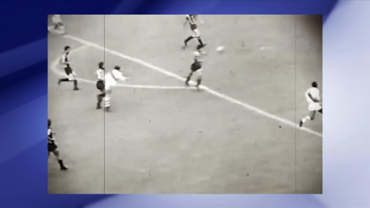 Penarol x River Plate 1966