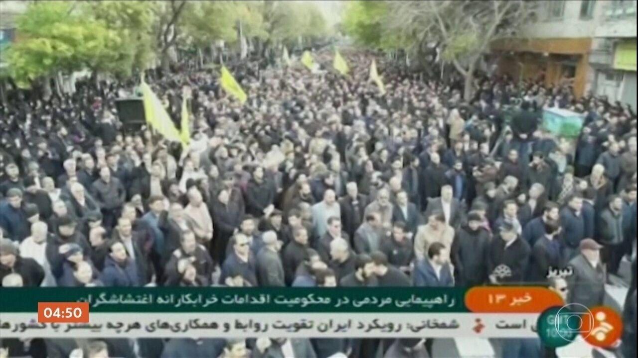 Mais de 100 pessoas morreram em protestos contra aumento dos combustíveis no Irã