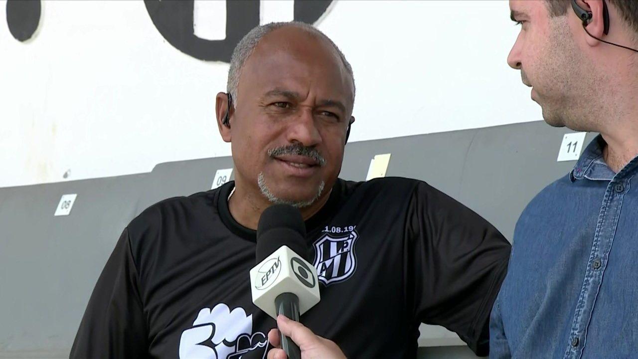 Sebastião Arcanjo participa do Redação SporTV