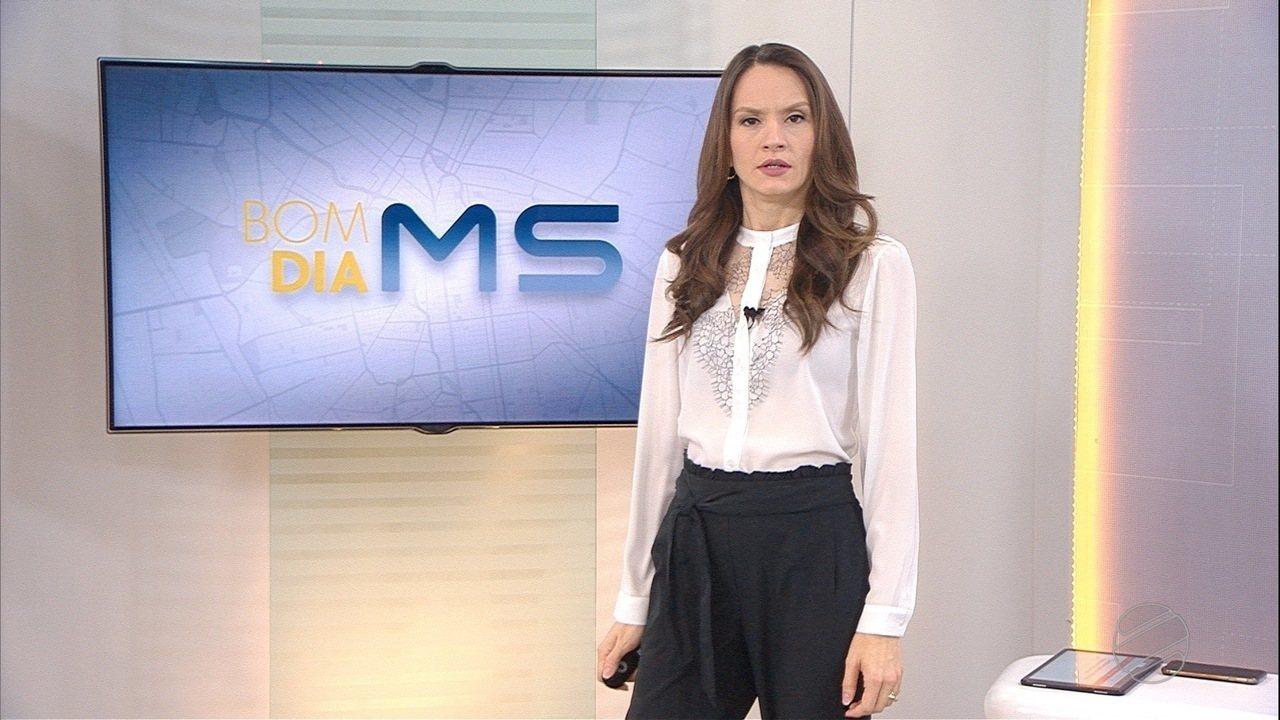 Bom Dia MS - edição de sexta-feira, 22/11/2019 - Bom Dia MS - edição de sexta-feira, 22/11/2019