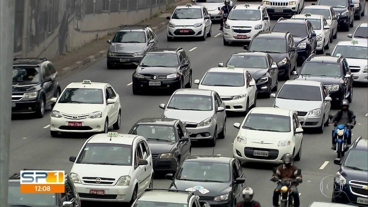 Projeto que dá desconto no IPVA para bons motoristas pode impactar na arrecadação