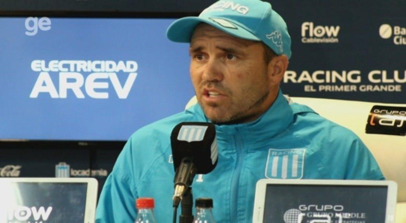 Coudet dá prioridade ao Inter em futuro acerto e admite saída do Racing em dezembro