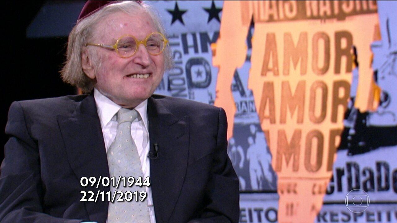 Rabino Henry Sobel morre aos 75 anos