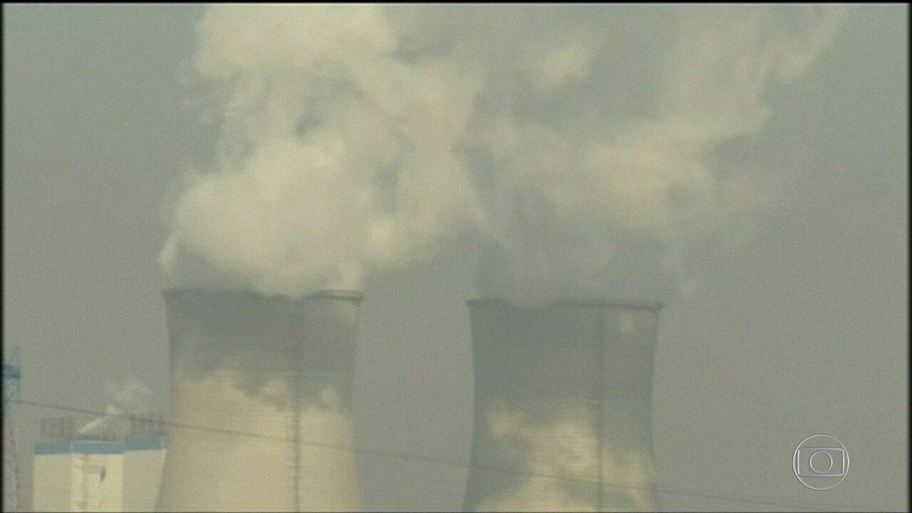 Emissão de gases do efeito estufa bate recorde em 2018