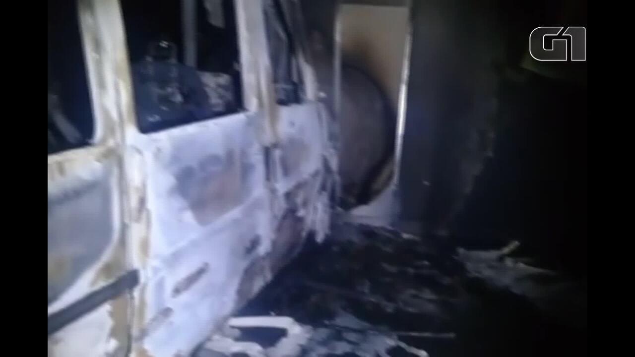 Incêndio destrói parte de igreja evangélica no Distrito Federal