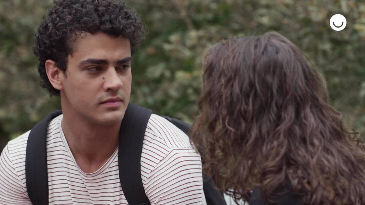 27/11 - Teaser 'Malhação - Toda Forma de Amar': Guga confronta Meg