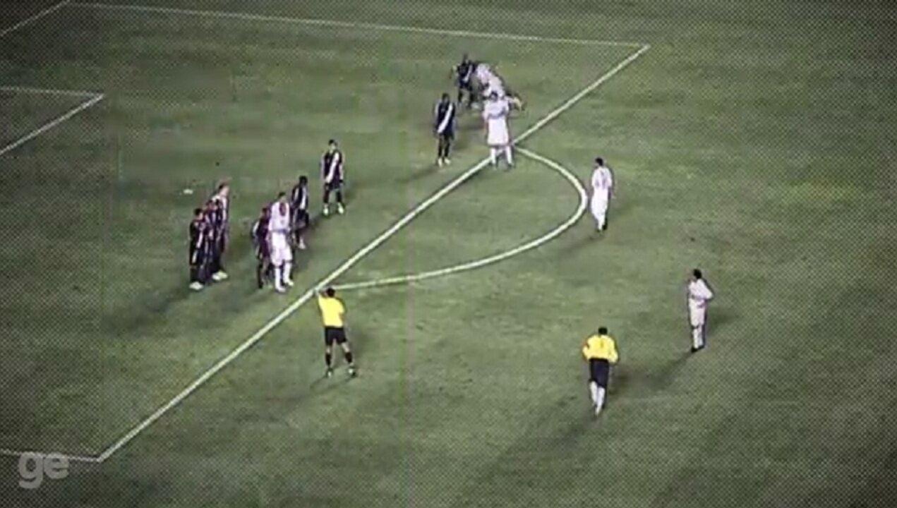 São Paulo x Vasco: relembre uma das maiores goleadas do Tricolor sobre o rival carioca