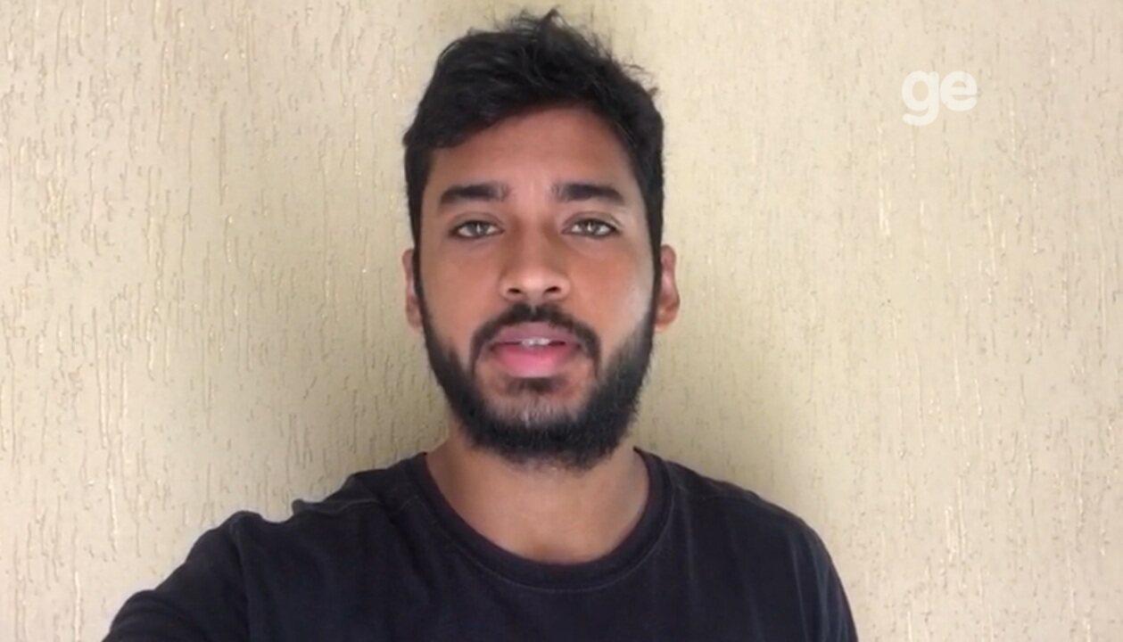 Matheus Lima fala sobre seus planos no Sampaio