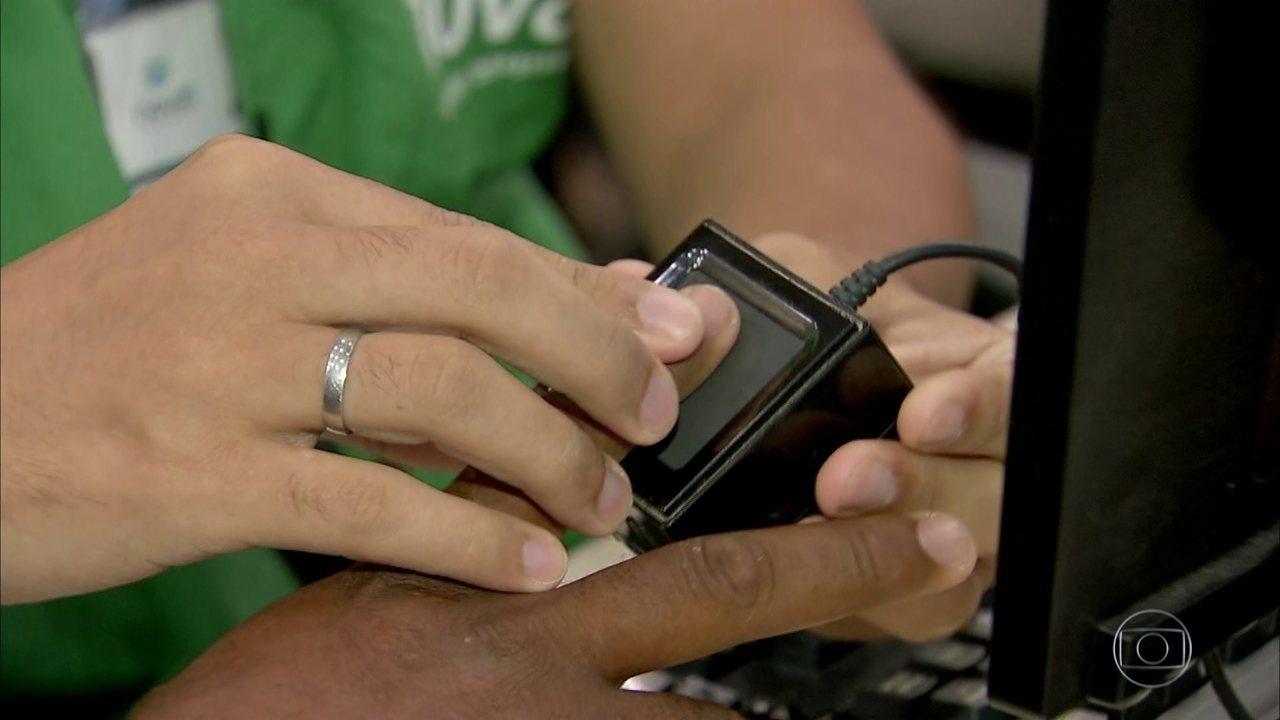 Confira os prazos para fazer o cadastramento biométrico