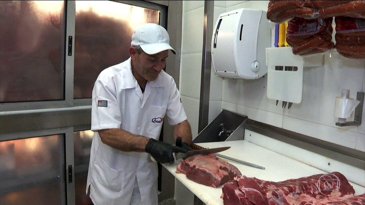 Aumento do preço da carne mexe com mercado nas grandes cidades