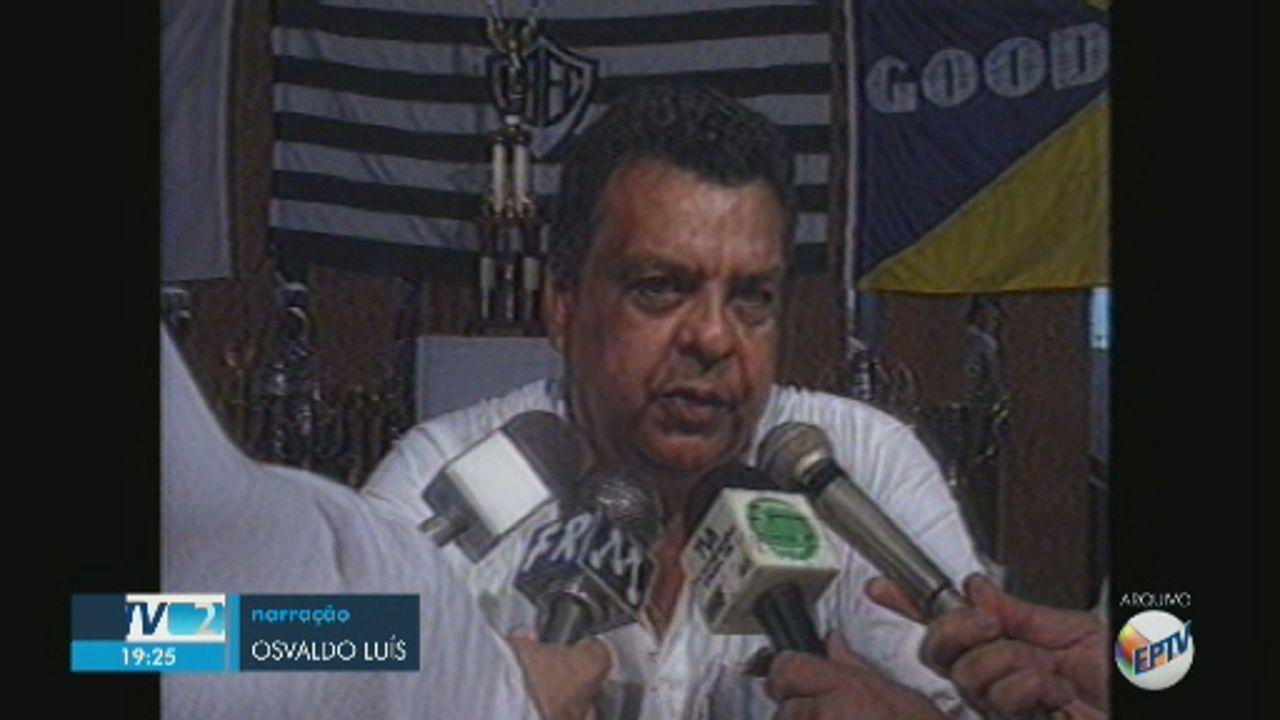 Morre Cilinho, ex-técnico da Ponte, Guarani, São Paulo e Corinthians