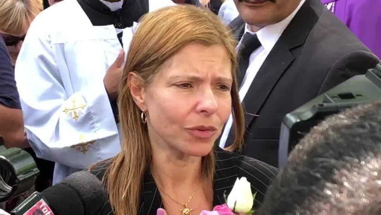 Viúva de Gugu Liberato diz que apresentador lhe fez uma pessoa melhor