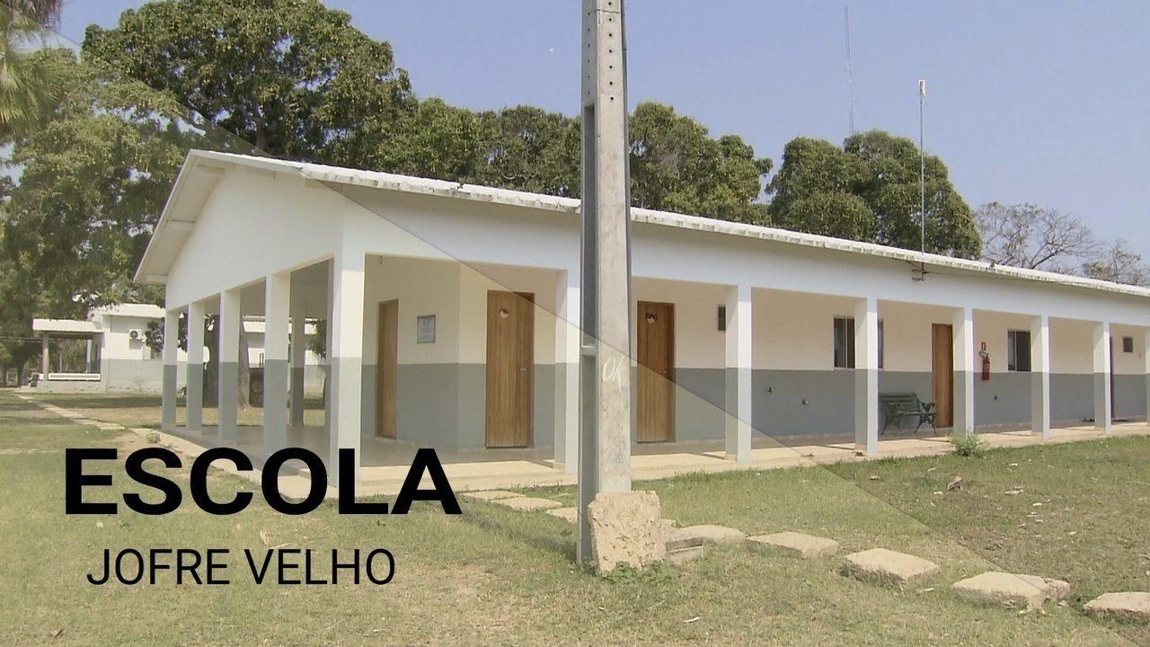 Turismo influenciou a criação da única escola da Transpantaneira
