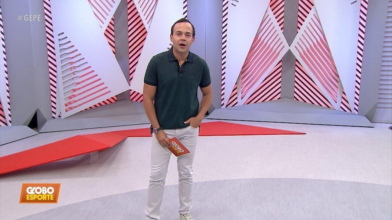 Globo Esporte/PE (29/11/19) - Globo Esporte/PE (29/11/19)