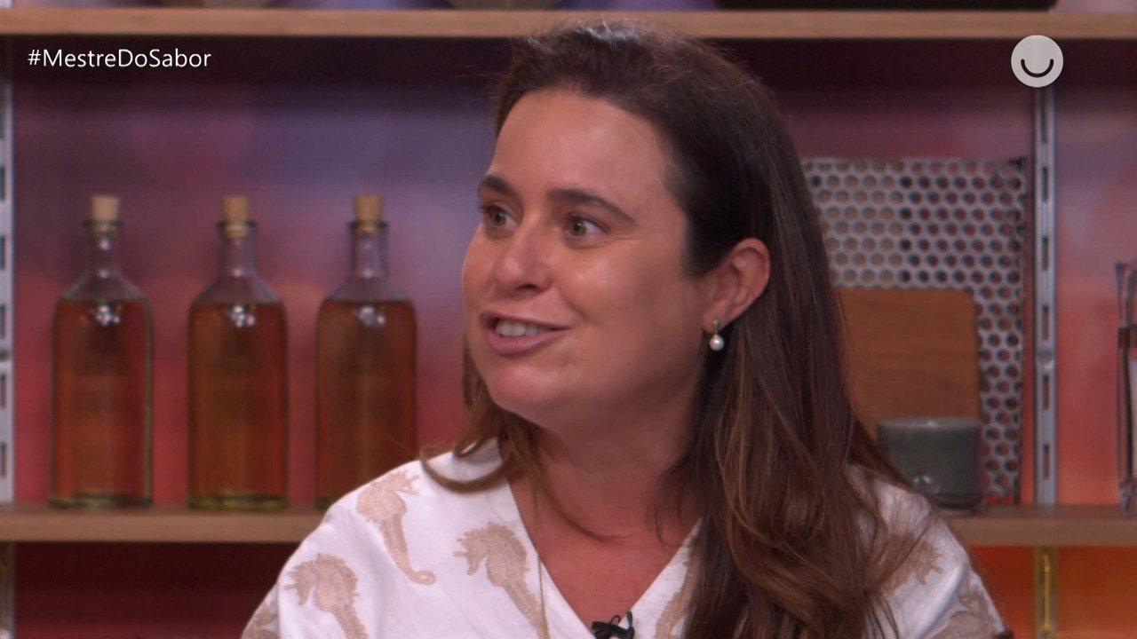 Ana Bueno fala sobre sua participação no Mestre do Sabor