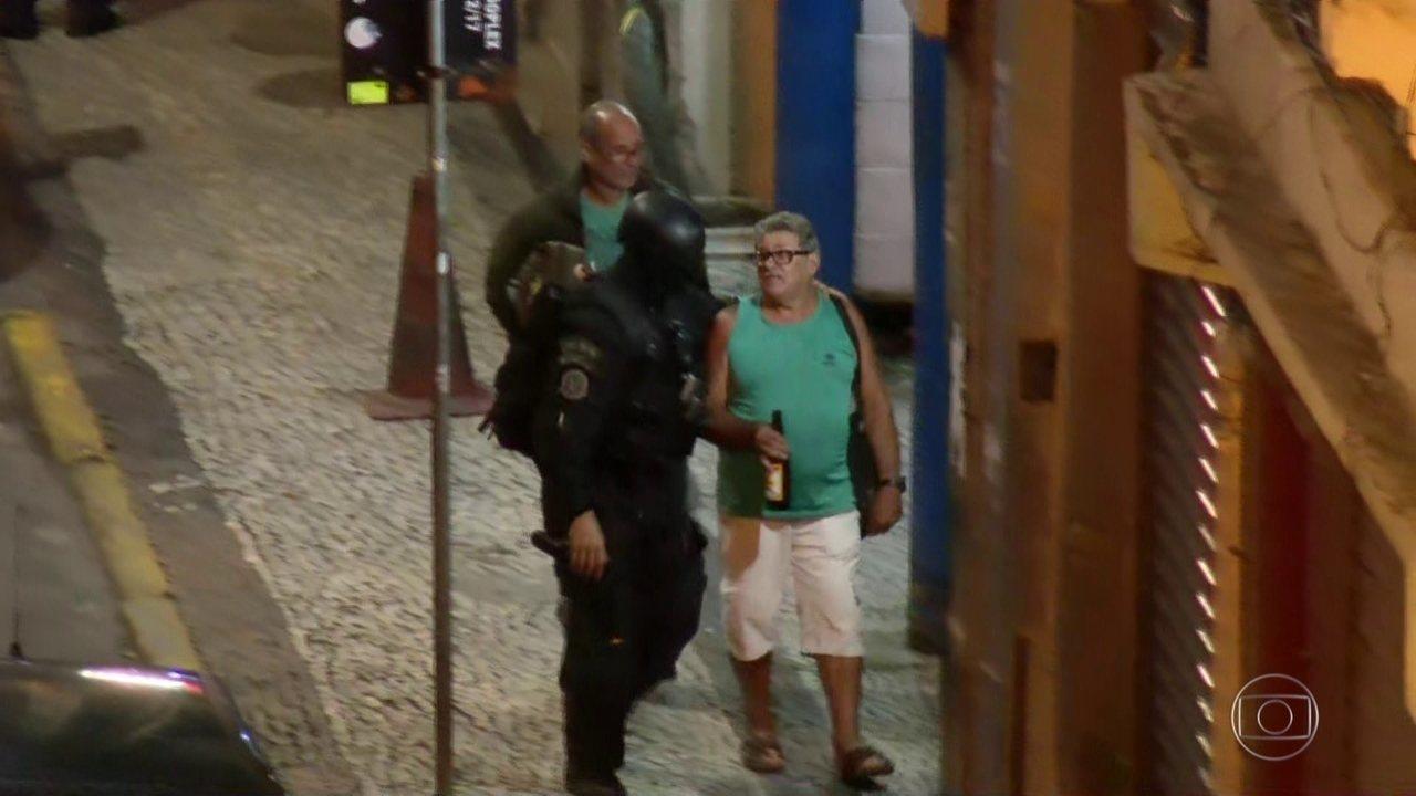 Libertado o quarto refém de sequestro no Centro do Rio