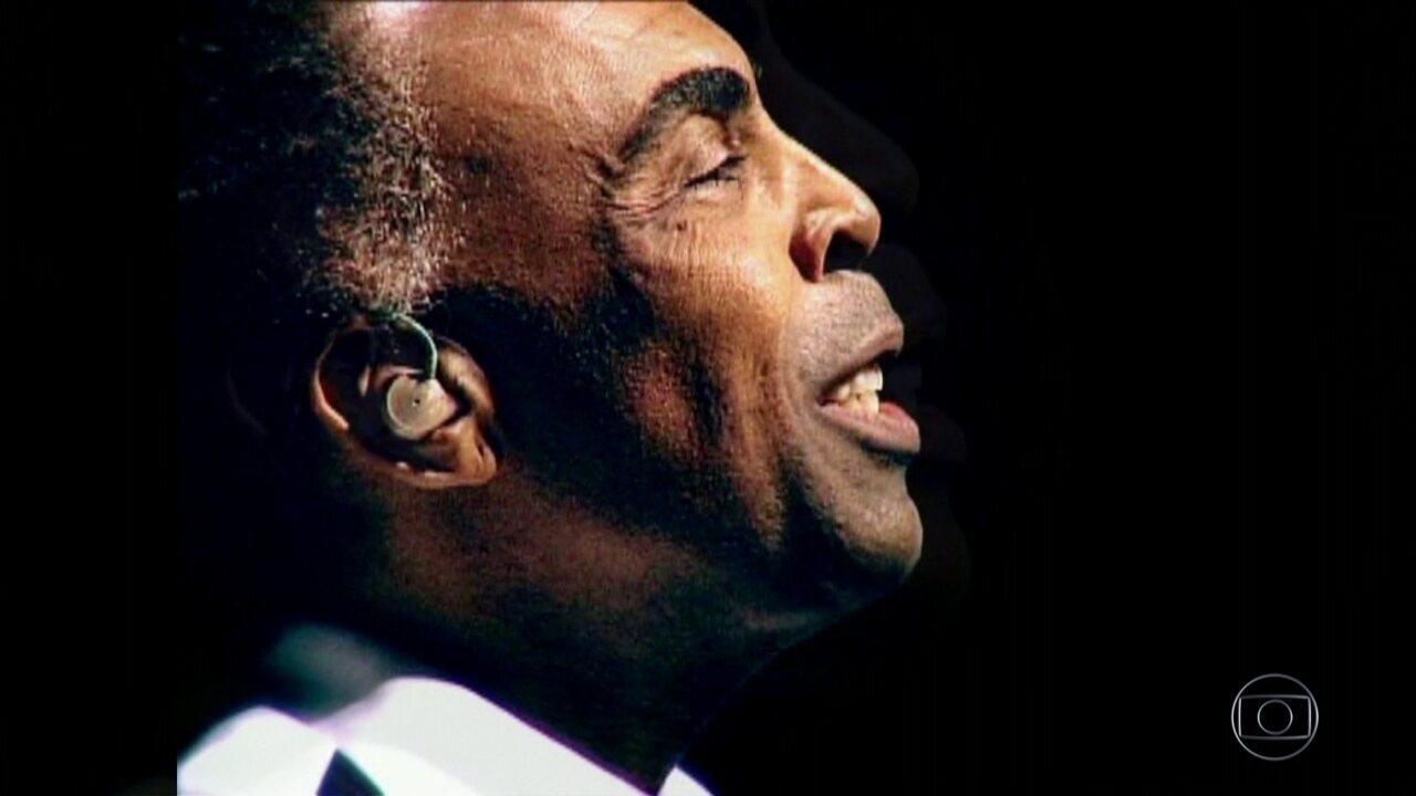 Gilberto Gil é tema da coluna de Nelson Motta