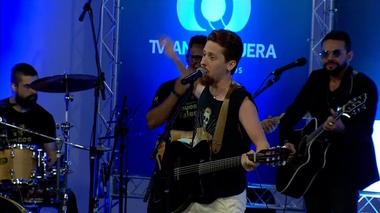 Reveja apresentação do Fred Monteiro na Semifinal do Novos Talentos 2019