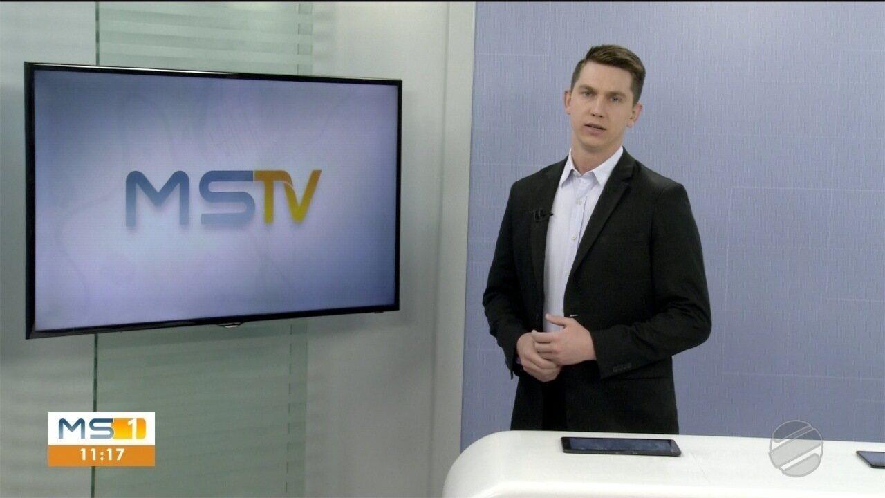 MSTV 1ª Edição Corumbá, edição de segunda-feira, 02/12/2019 - MSTV 1ª Edição Corumbá, edição de segunda-feira, 02/12/2019