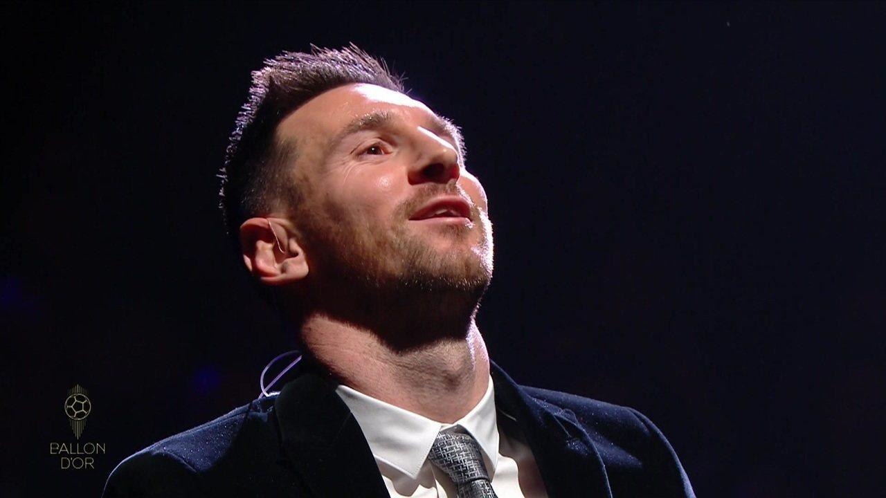 Messi conquista a Bola de Ouro 2019