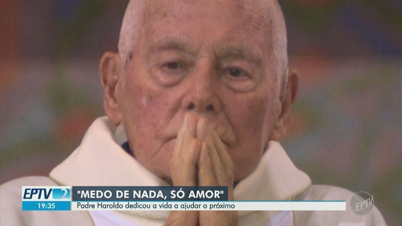 Conheça histórias de pessoas que tiveram as vidas transformadas pelo amor de Padre Haroldo