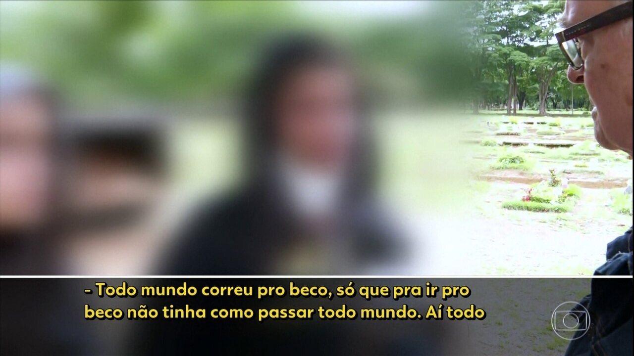 Investigação apura conduta dos PMs em Paraisópolis, SP