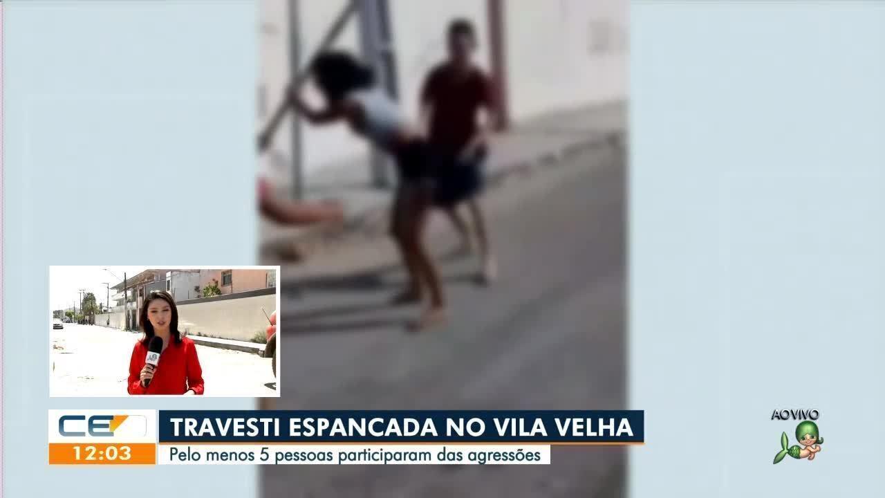 Travesti é espancada por pelo menos 5 pessoas no Vila Velha