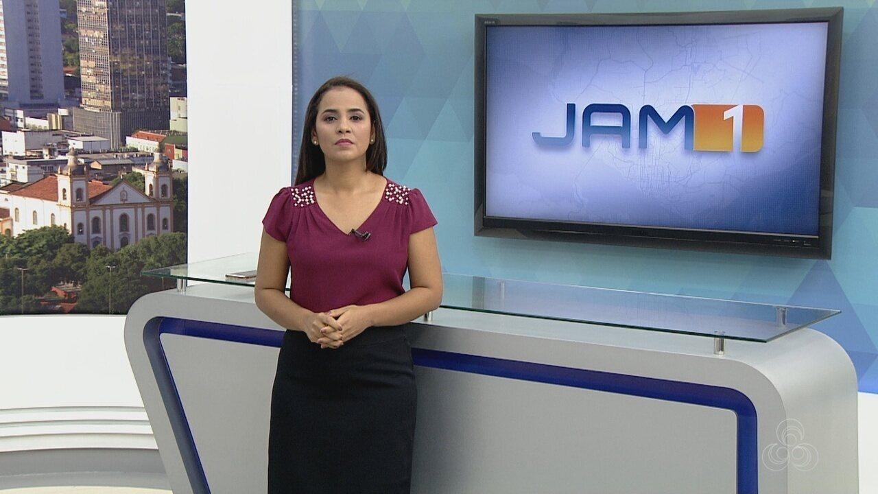Assista a íntegra do Jornal do Amazonas 1° edição desta terça-feira (3) - Assista a íntegra do Jornal do Amazonas 1° edição desta terça-feira (3).