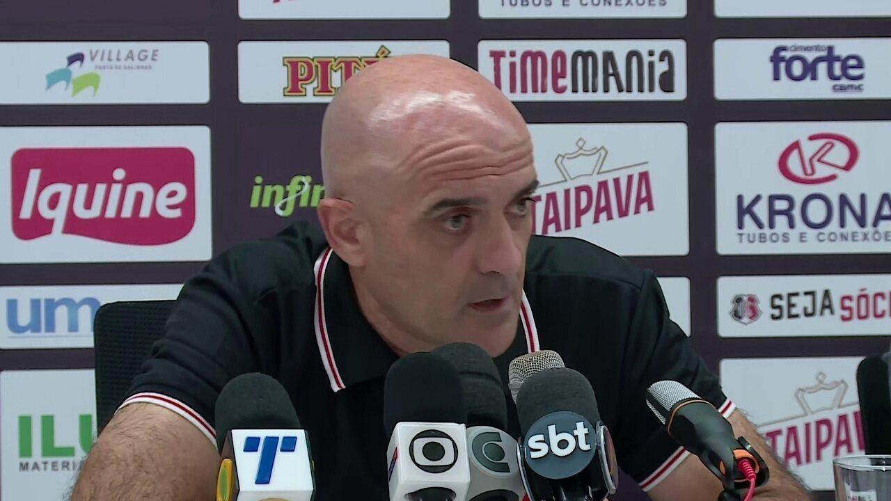 Itamar Schulle fala sobre experiências com jogadores de base em outros clubes