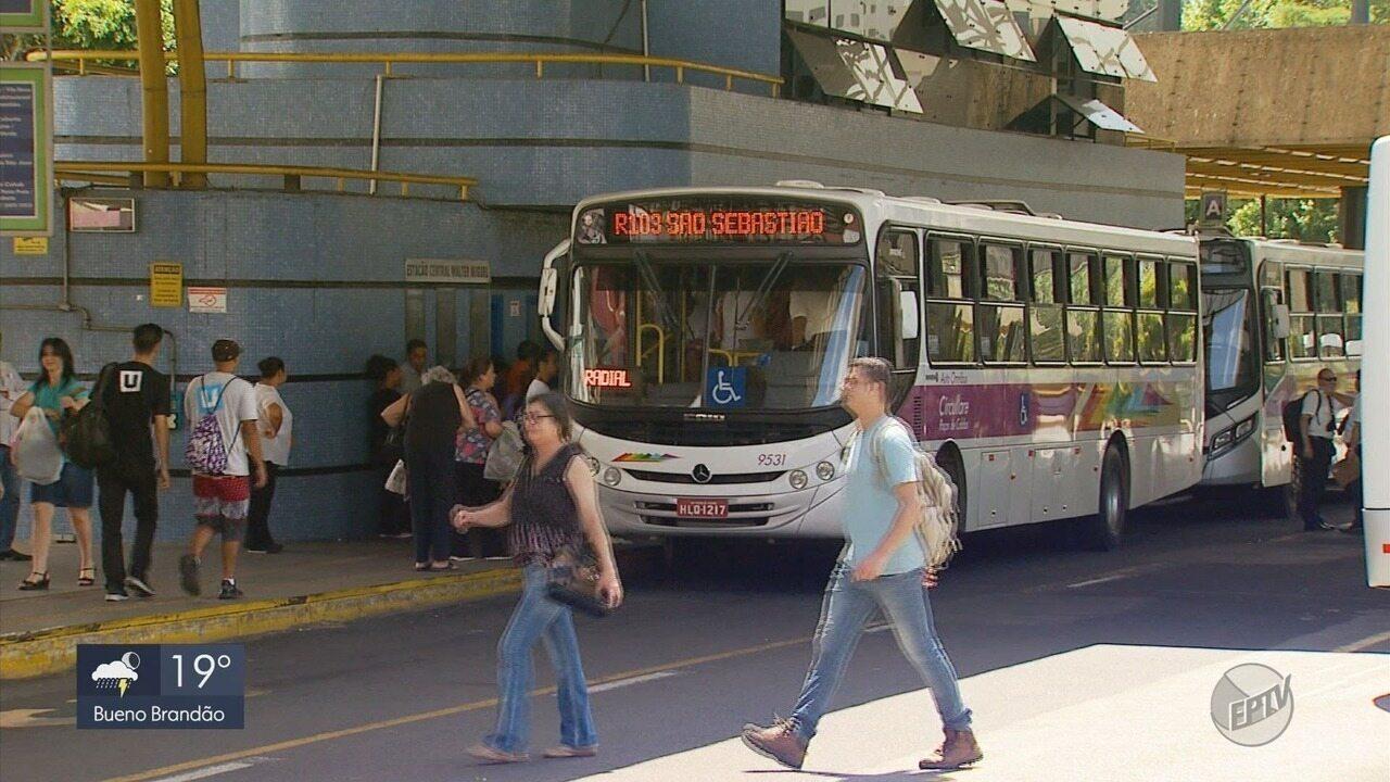 Processo de licitação do transporte coletivo é prorrogado em Poços de Caldas