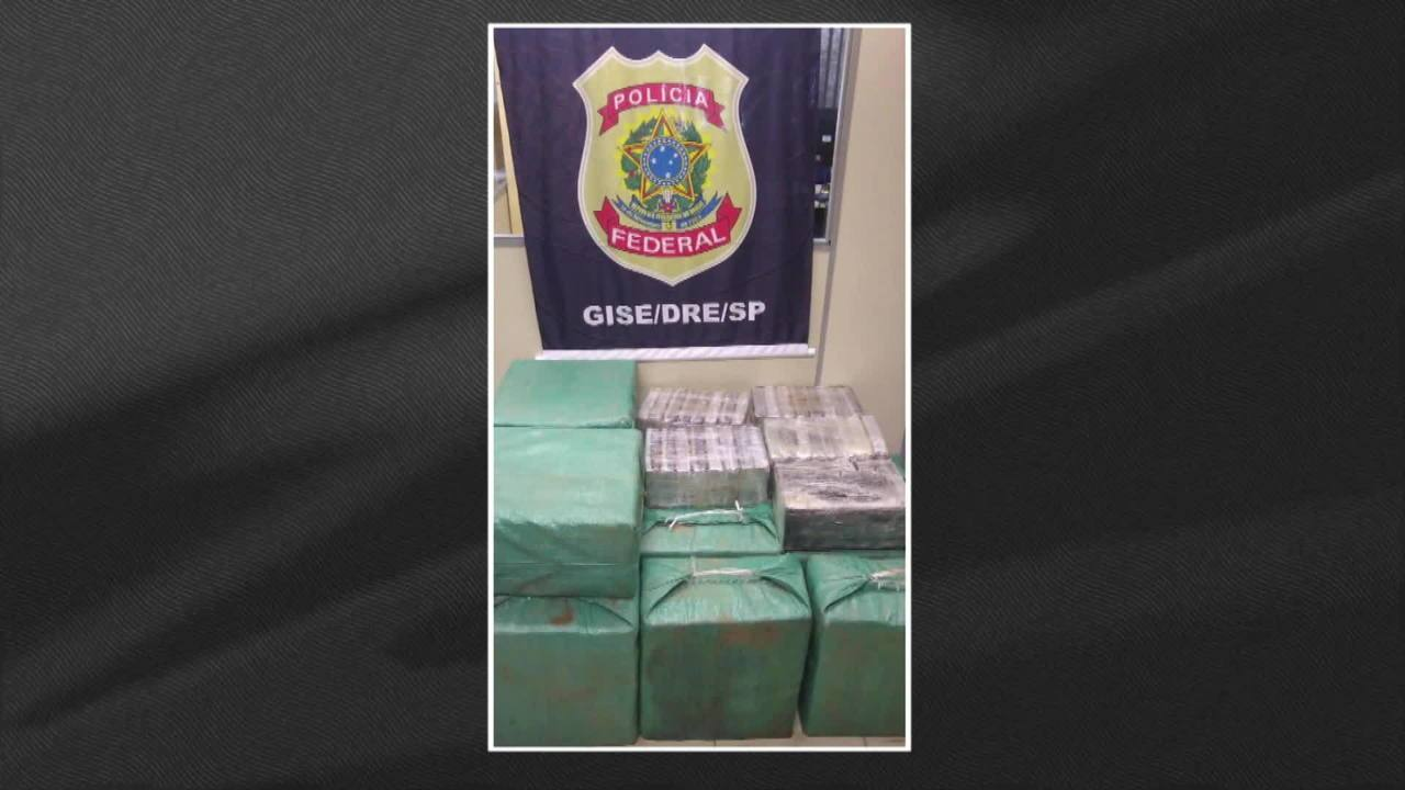 PF realiza operação contra tráfico internacional de drogas em seis estados