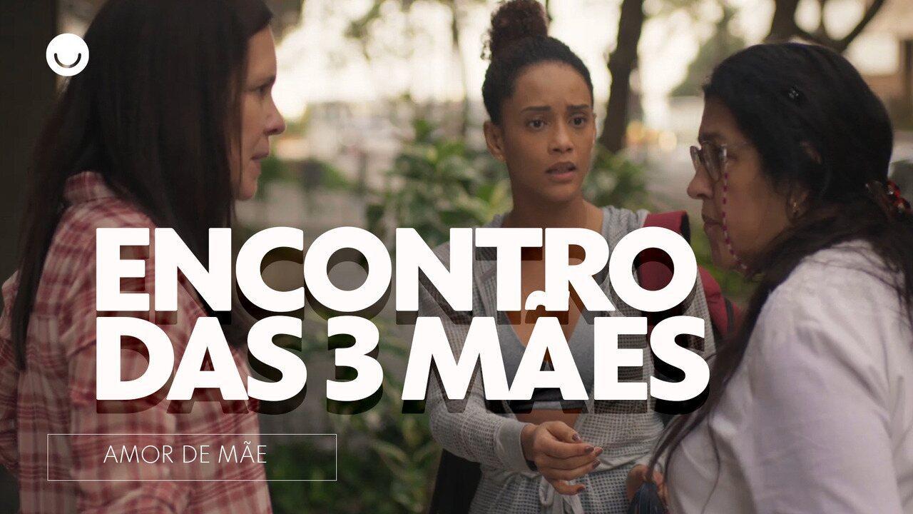 Adriana Esteves comenta o Encontro das Três Mães