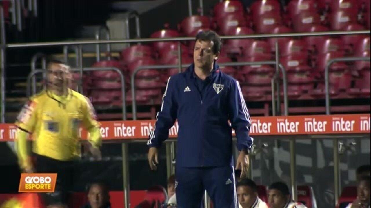 Pressionado São Paulo Enfrenta O Inter Por Vaga Direta Na Libertadores