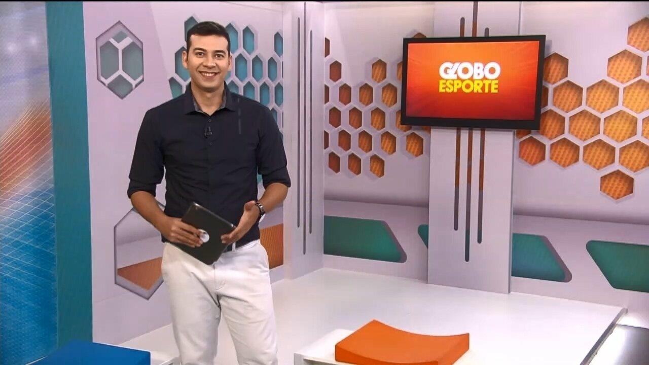 Confira a íntegra do Globo Esporte Triângulo Mineiro - Globo Esporte - Triângulo Mineiro - 04/12/19