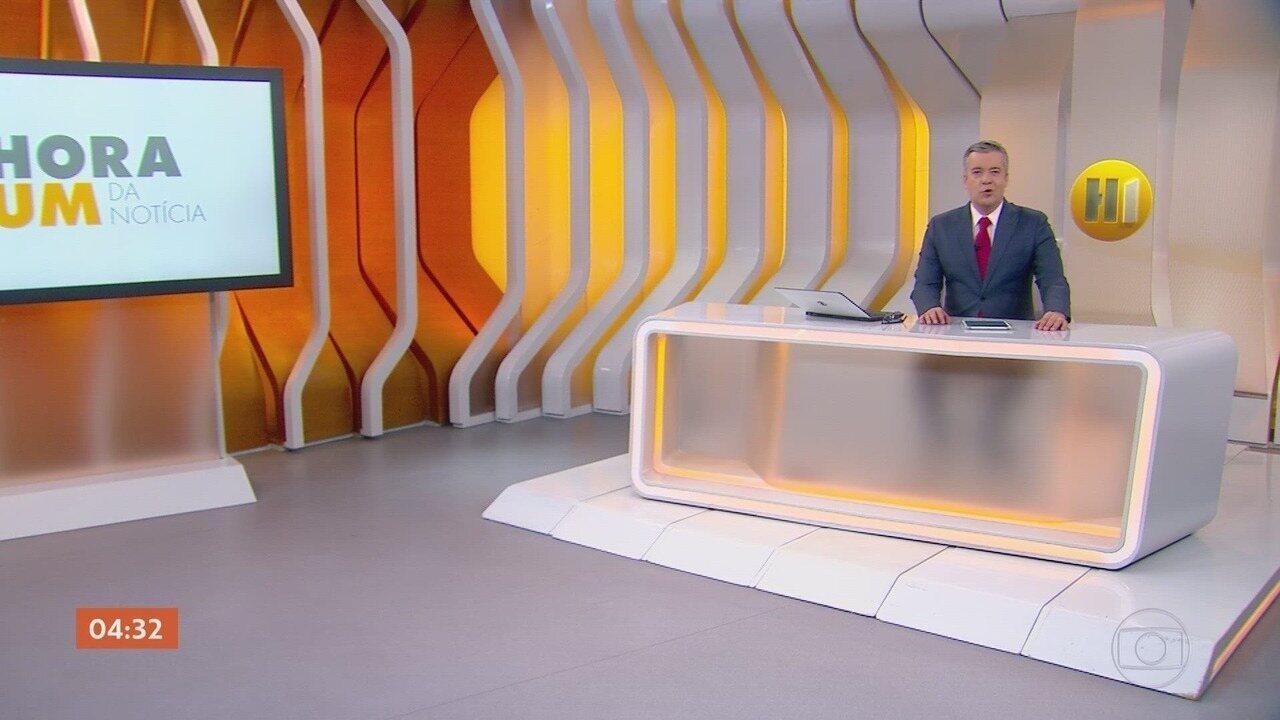 Hora 1 - Edição de quinta-feira, 05/12/2019 - Os assuntos mais importantes do Brasil e do mundo, com apresentação de Roberto Kovalick.