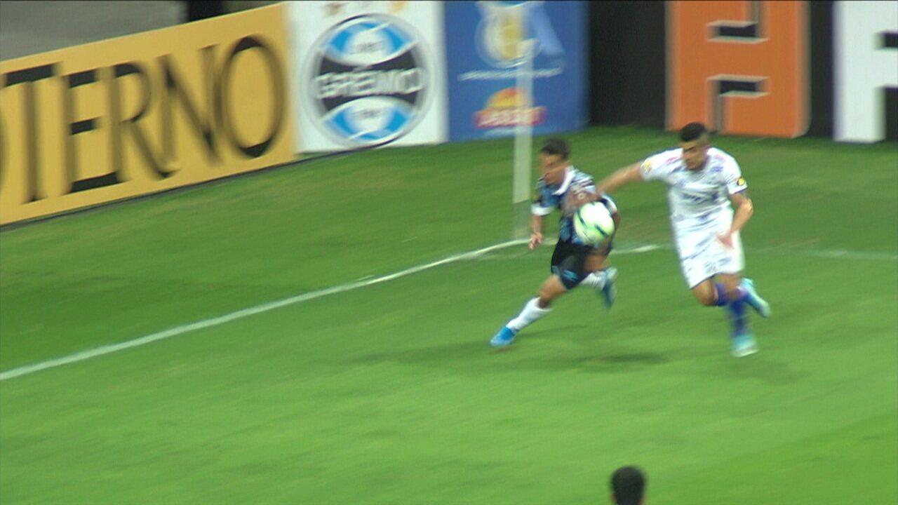 Melhores momentos de Grêmio 2 x 0 Cruzeiro pela 37ª rodada do Brasileirão 2019