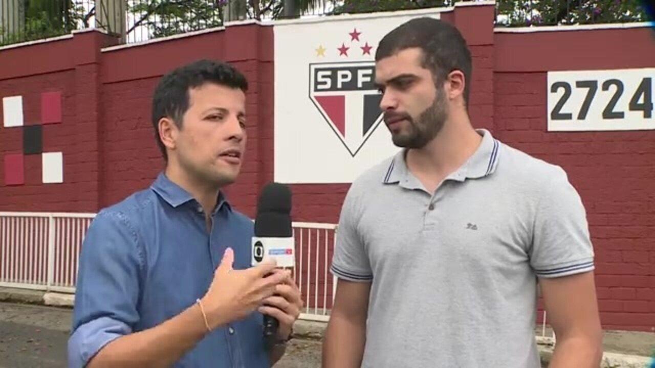 Boletim do São Paulo: a preparação do São Paulo para o último jogo da temporada