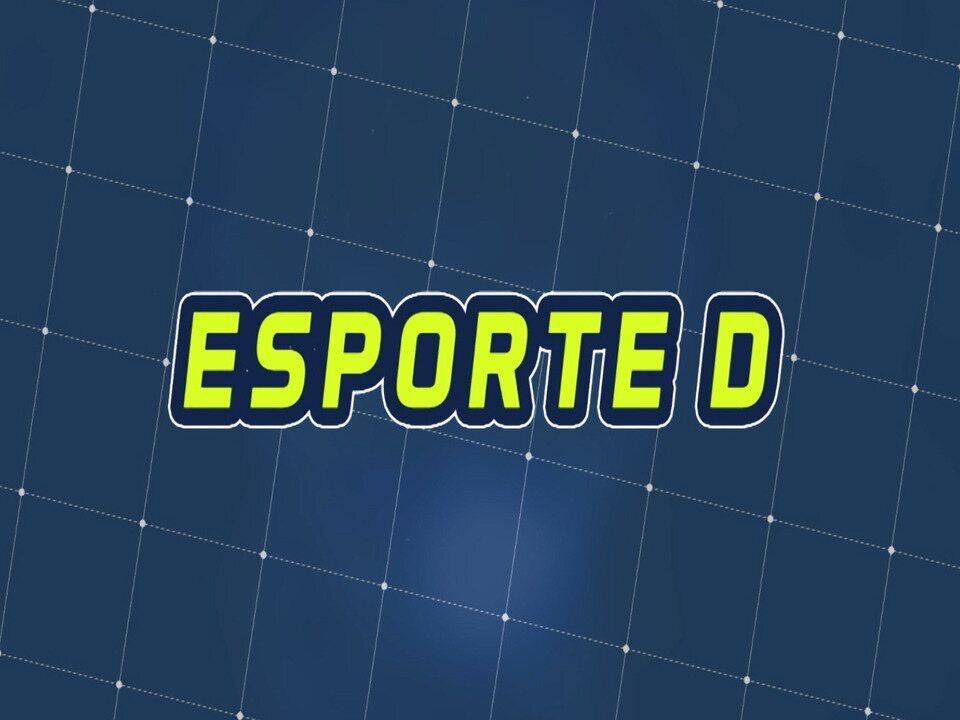 Assista à íntegra do Esporte D desta sexta-feira, 06/12 - Programa exibido em 06/12/2019.