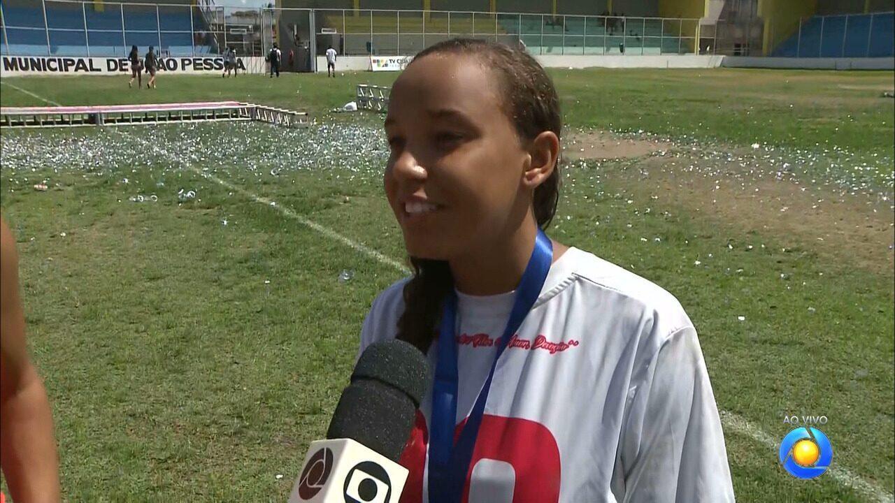 Auto Esporte é o campeão da edição 2019 do Paraibano de Futebol Feminino