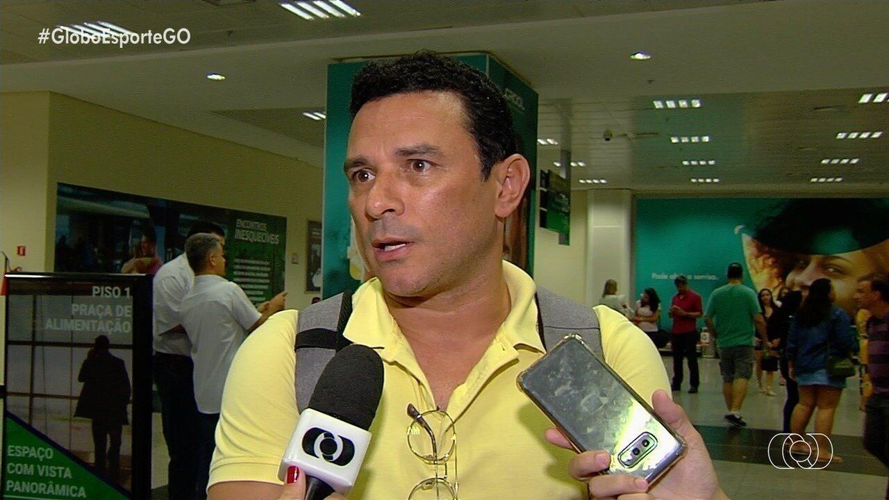 A uma rodada do fim da temporada, Goiás já começa a planejar 2020