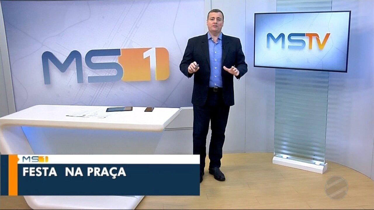 MSTV 1ª Edição Dourados - edição de sexta-feira, 06/12/2019 - MSTV 1ª Edição Dourados - edição de sexta-feira, 06/12/2019