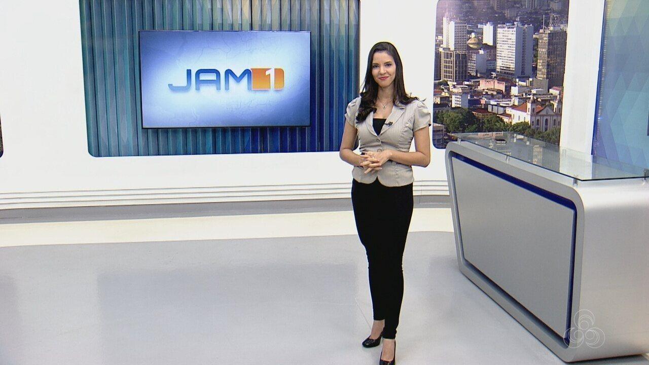 Assista a íntegra do Jornal do Amazonas 1° edição deste sábado (7) - Assista a íntegra do Jornal do Amazonas 1° edição deste sábado (7).