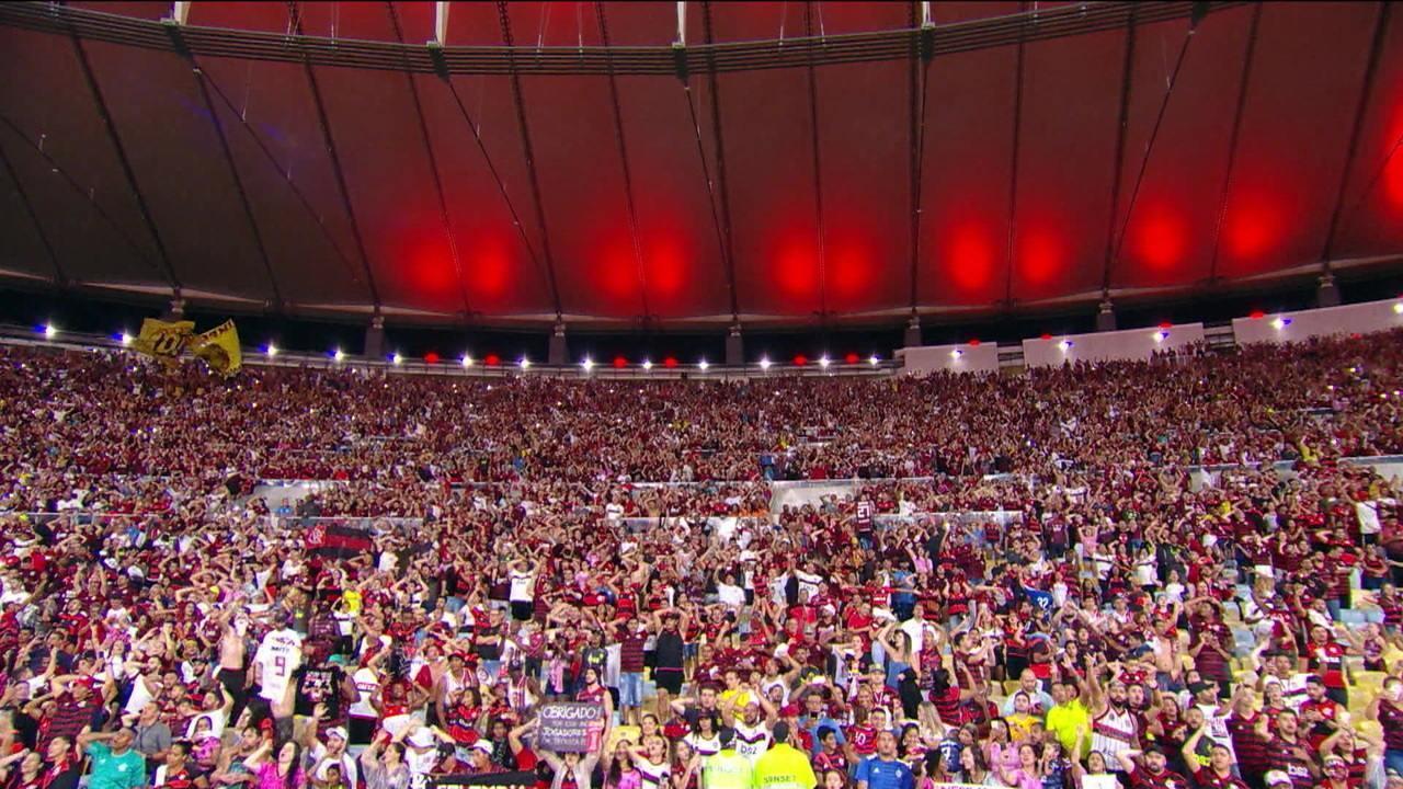 Brasileirão 2019 registra a maior média de público da era dos pontos corridos