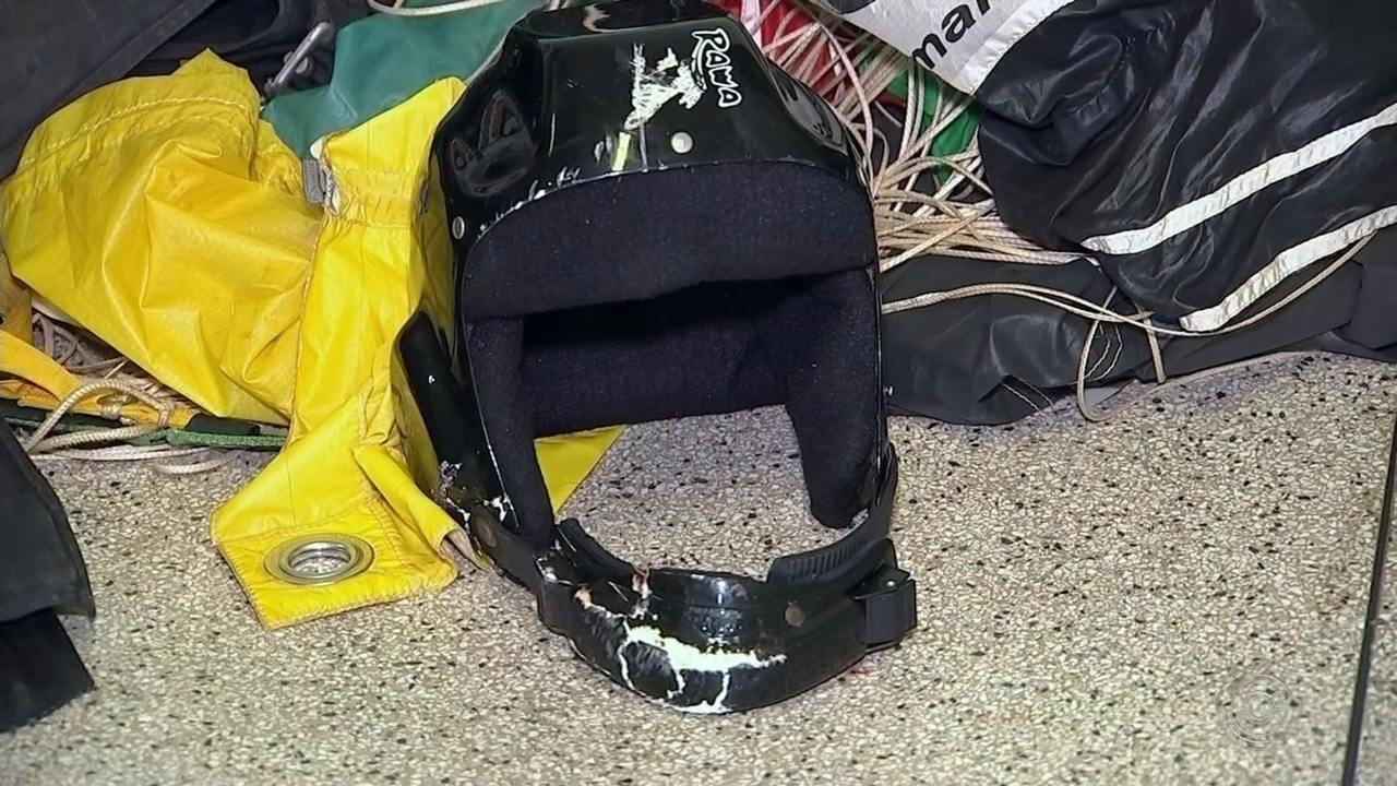 Polícia diz que falha no sistema de paraquedas pode ser causa de acidente com morte