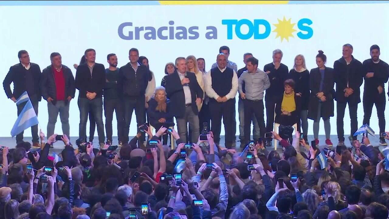 Mourão representará o Brasil na posse do novo presidente da Argentina