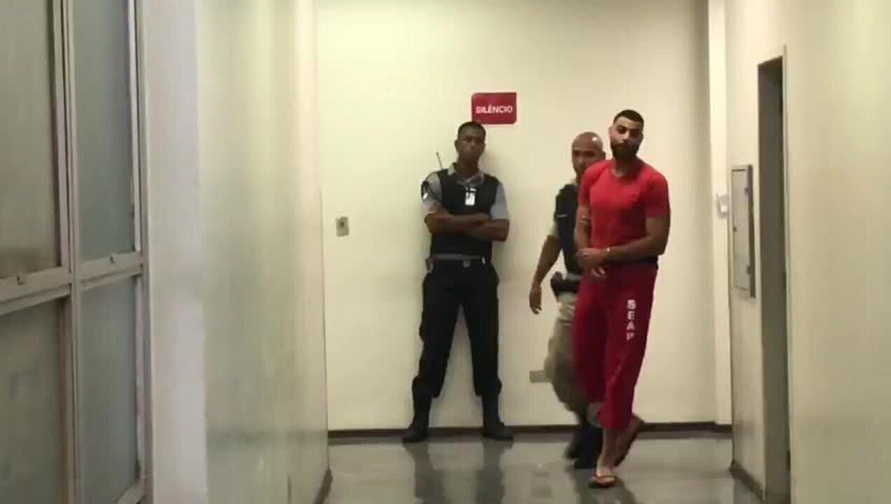 Justiça concede liberdade sob fiança de R$ 50 mil a jogador de vôlei francês preso em BH