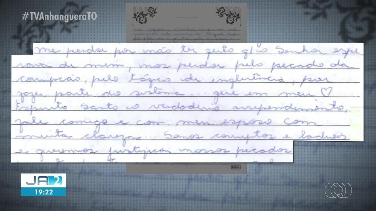 Polícia encontra diário com confissões a Deus na casa de investigados por fraudes