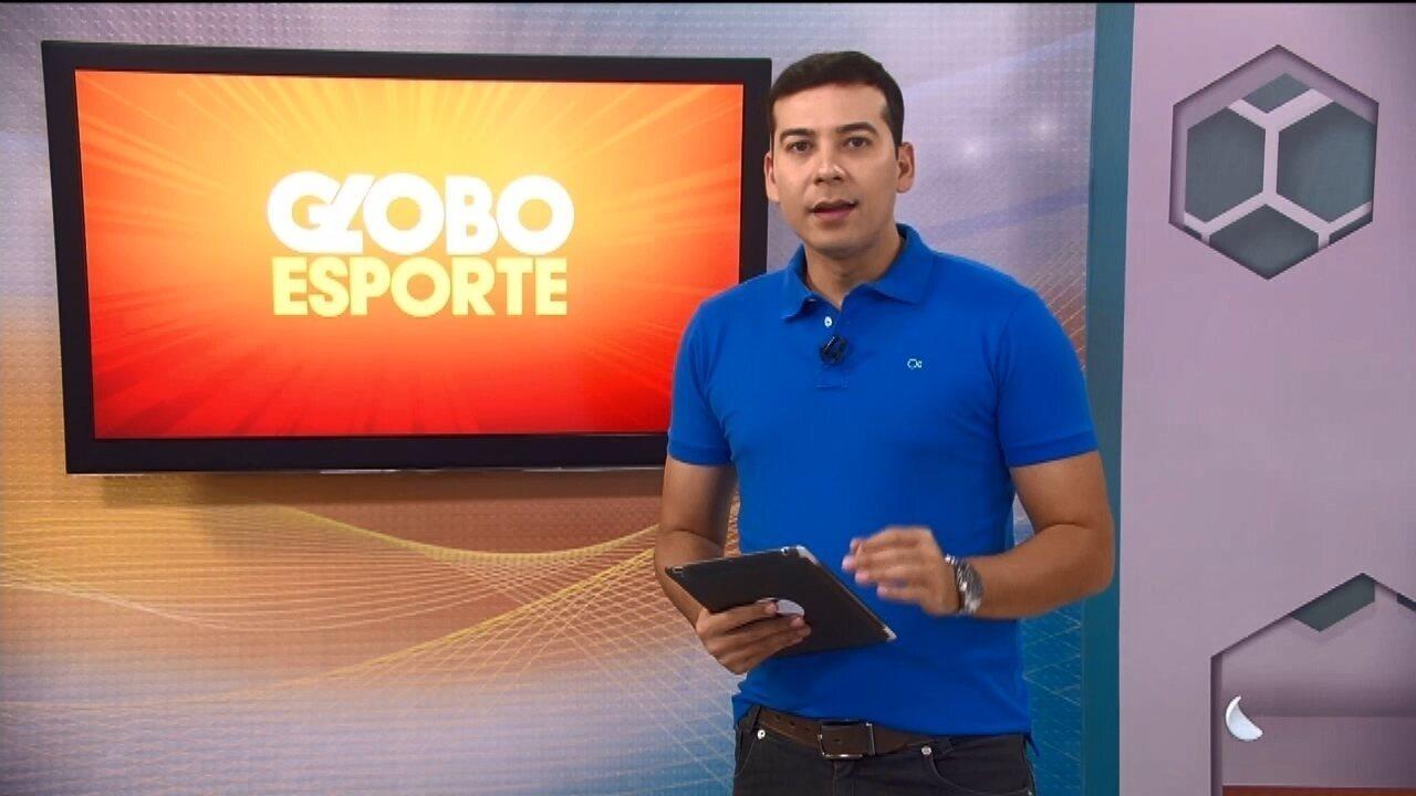 Confira a íntegra do Globo Esporte Triângulo Mineiro - Globo Esporte - Triângulo Mineiro - 11/12/19